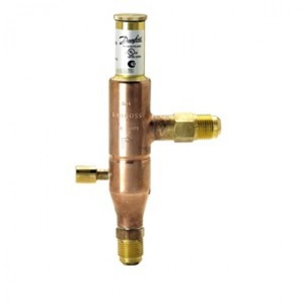 Danfoss Condenser Pressure Regulators KVR Range