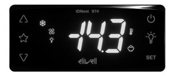 Eliwell Electronic Controllers - IDNext Range