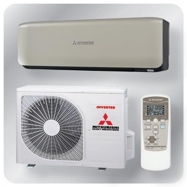 Wall mounted system 2.0kw R32 - Premium Inverter - Titanium