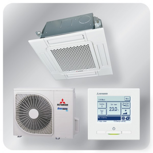 Compact Cassette system 4.0kw R32 - Diamond Inverter