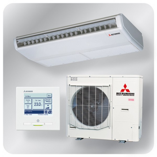 Ceiling Suspended system 10kw R410A - Micro inverter - 3ph
