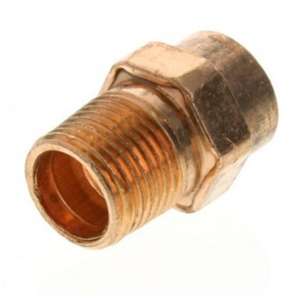 Copper Male Adaptors
