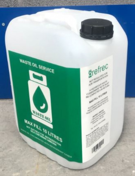 Waste Oil Recovery Service