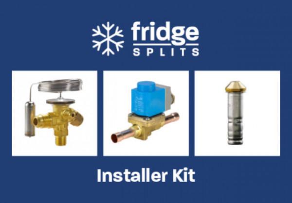 Fridgesplits Install Kits