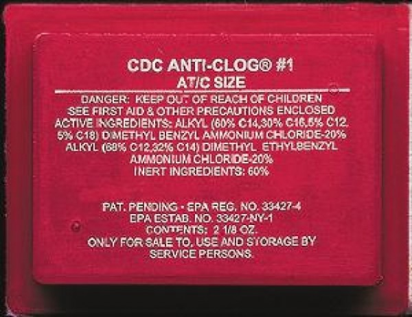 Anti Clog Tablets