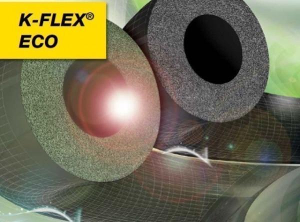 K-Flex 'Eco Black' Insulation 2m Lengths