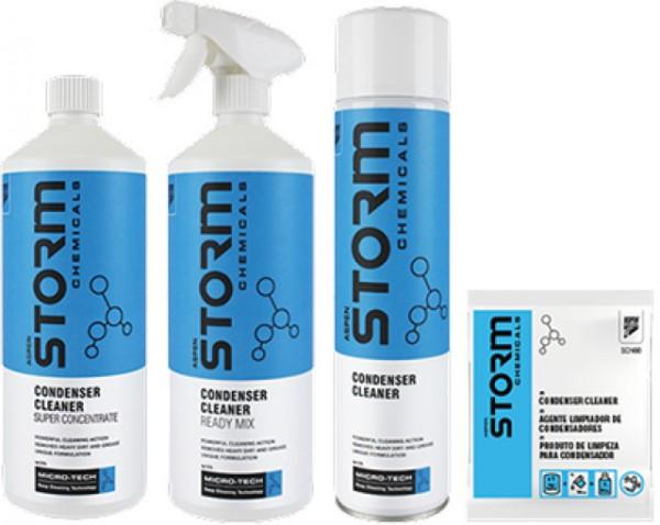 Aspen Storm Powdered Chemical Sachets