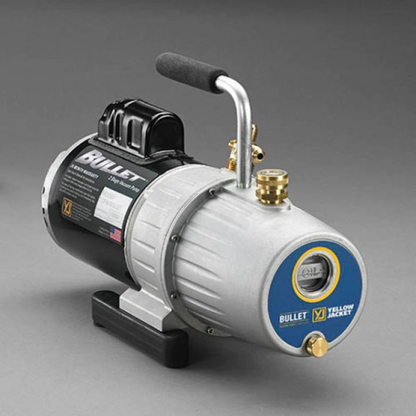 Yellow Jacket Bullet Vacuum Pumps