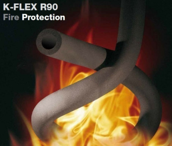 K-Flex Insulation R90 Fire Protect 1m Lengths