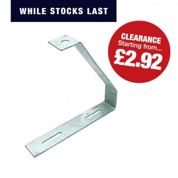Cable Tray Hanger (Pre-Galvanised)