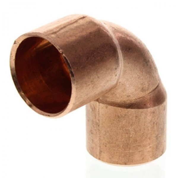 Copper 90° Elbows Short Radius