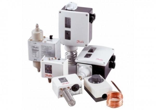 Danfoss Thermostats - KP Range