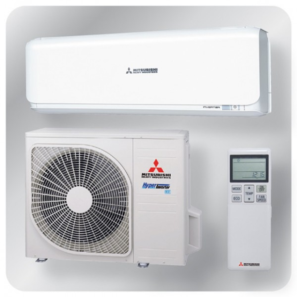 Wall mounted system 2.0kw R32 - Diamond Inverter