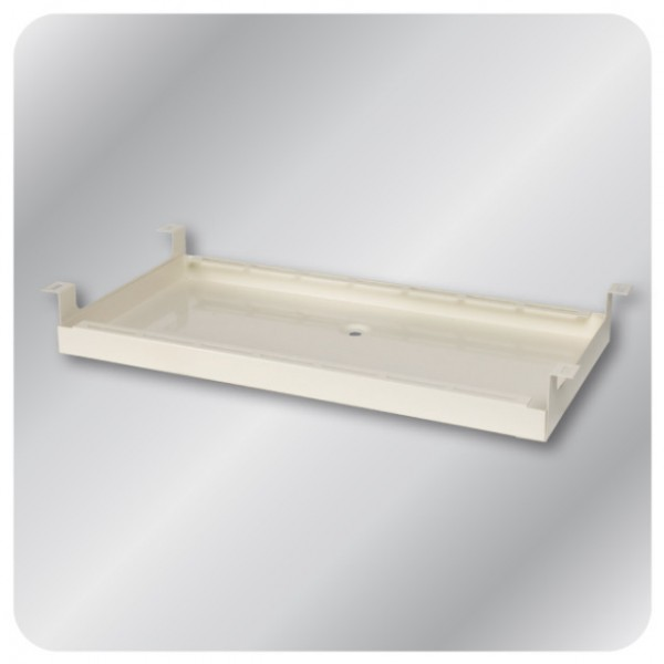 Wall Bracket Drain Trays - PVC