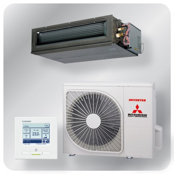 High static Ducted system 10kw R410A - Standard Inverter