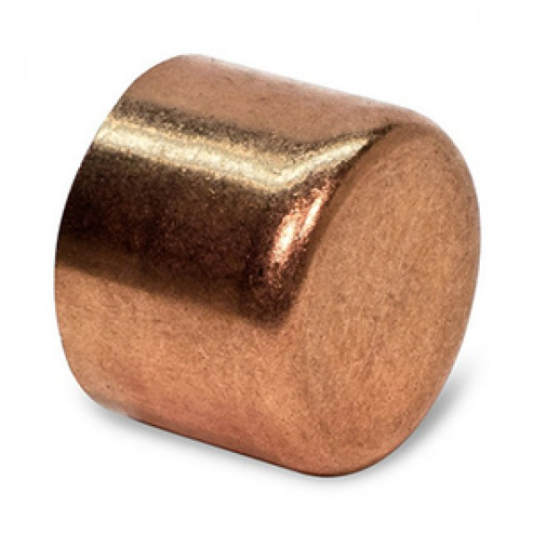 Copper Tube Caps