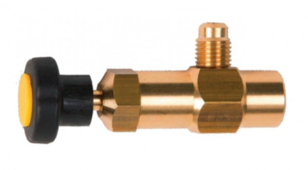 Cylinder fittings