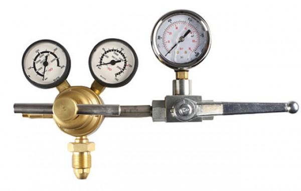Nitrogen Pressure Testing Rig